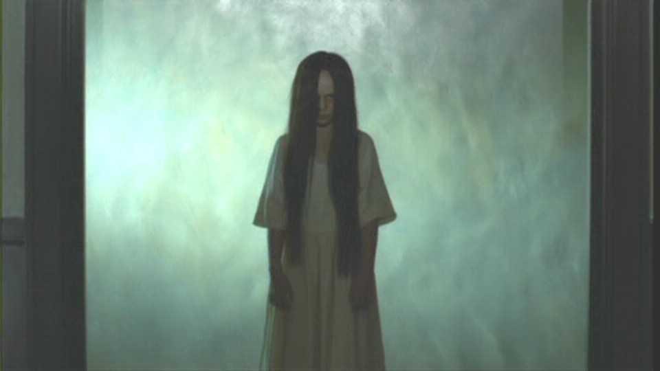 samara ring. Creepy Samara